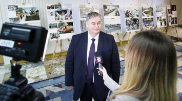 Министр информации Александр Карлюкевич принял участие в семинаре для корпоративных СМИ
