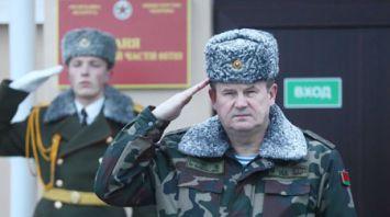 Министр обороны Андрей Равков посетил 6-ю гвардейскую отдельную механизированную бригаду в Гродно
