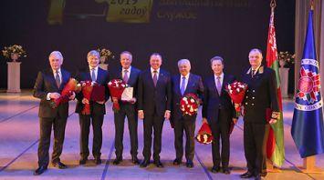 Торжественное собрание по случаю 100-летия белорусской дипломатической службы