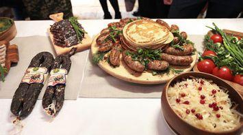 Дегустация колбасы из бобра прошла в Минске