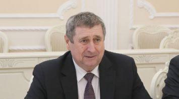 Русый встретился с главой исполнительной власти азербайджанского города Гянджи