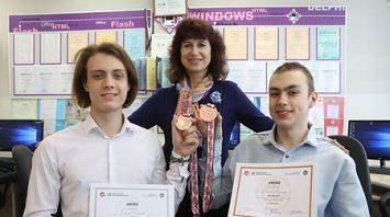 Витебские школьники стали призерами Международной олимпиады по информатике