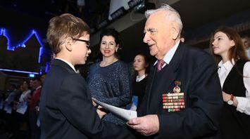 Именные стипендии Белорусского фонда мира вручены в Гродно талантливым учащимся области