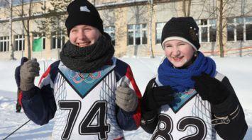 """Региональные соревнования """"Снежный снайпер"""" проходят в Витебске"""
