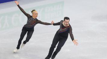 ЧЕ по фигурному катанию продолжился выступлением спортивных пар в короткой программе