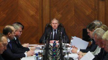 Румас провел заседание оргкомитета по празднованию 75-й годовщины освобождения Беларуси