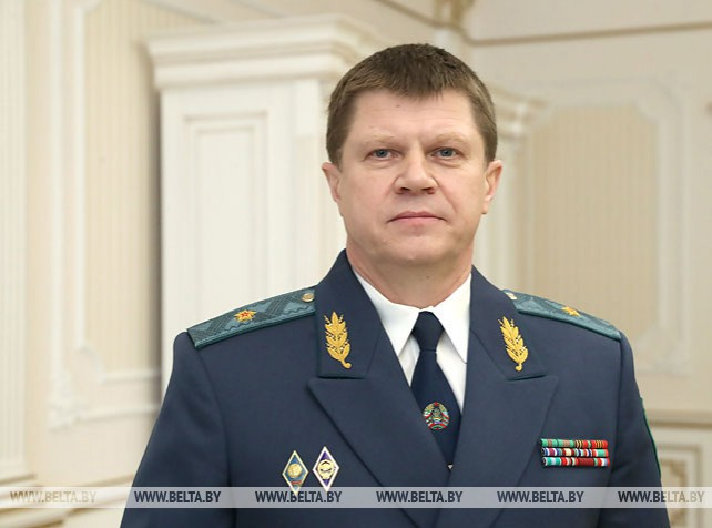 Лукашенко провел рабочую встречу с председателем Государственного таможенного комитета