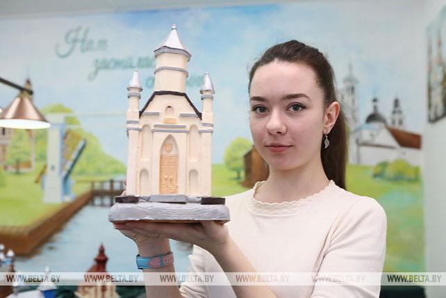 Известные архитектурные памятники Гродненского района можно увидеть в музее миниатюр в Сопоцкине
