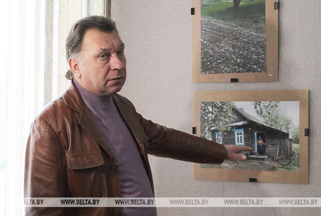 С обычаями и обрядами Гомельской области знакомит выставка фотокорреспондента БЕЛТА Сергея Холодилина