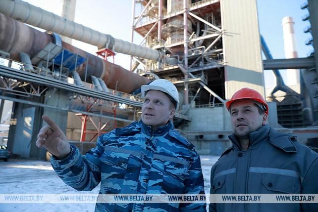 БЦЗ в 2018 году произвел 1,8 млн т цемента