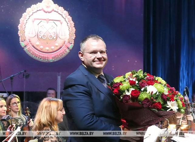 Министерство финансов отмечает 100-летний юбилей