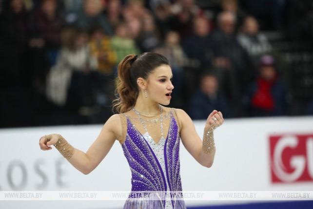 Россиянка Софья Самодурова завоевала золото на ЧЕ по фигурному катанию в Минске