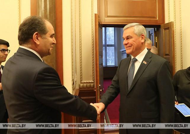 Владимир Андрейченко встретился с послом Армении в Беларуси