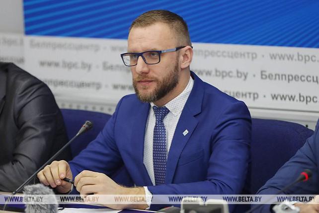 Пресс-конференция о готовности ко II Европейским играм