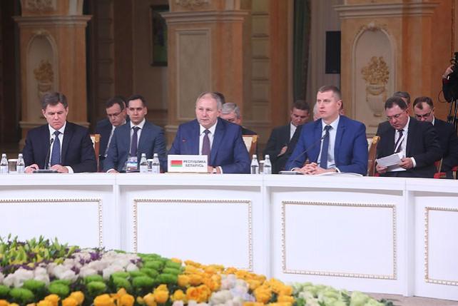 Заседание Евразийского межправсовета прошло в Алматы