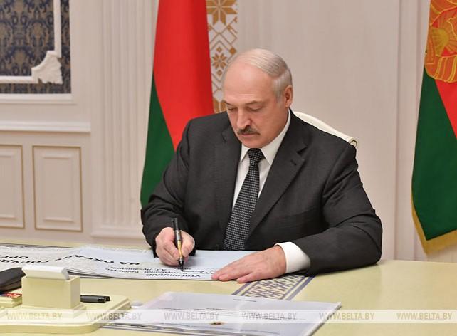 Лукашенко: увеличение численности пограничников связано с обеспечением национальной безопасности