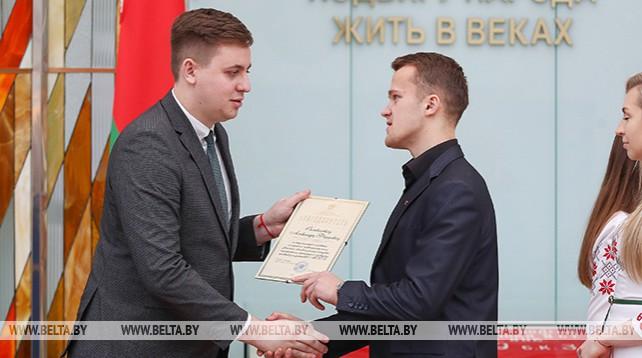 Победителей республиканского конкурса на лучший отряд и штаб МООП назвали в Минске