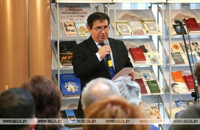 Антологию современной азербайджанской поэзии представили в Нацбиблиотеке