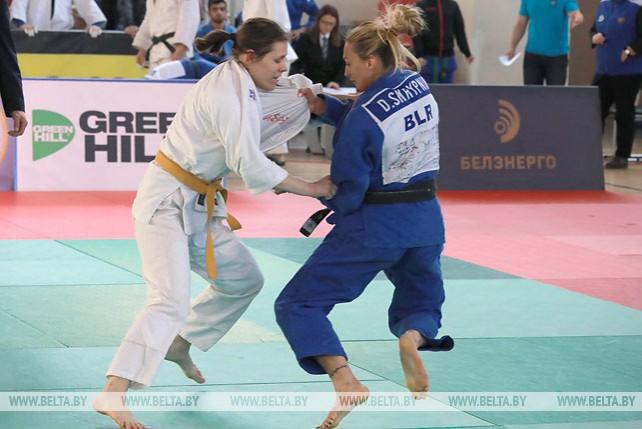Чемпионат Беларуси по дзюдо проходит в Могилеве