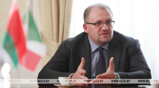 Беларусь рассматривает новые проекты в сотрудничестве с Италией