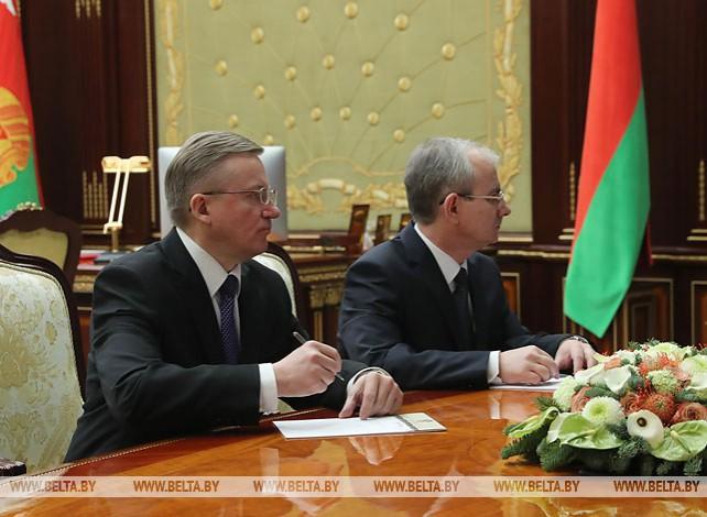 Президент назначил новых послов Беларуси в Испании и Польше