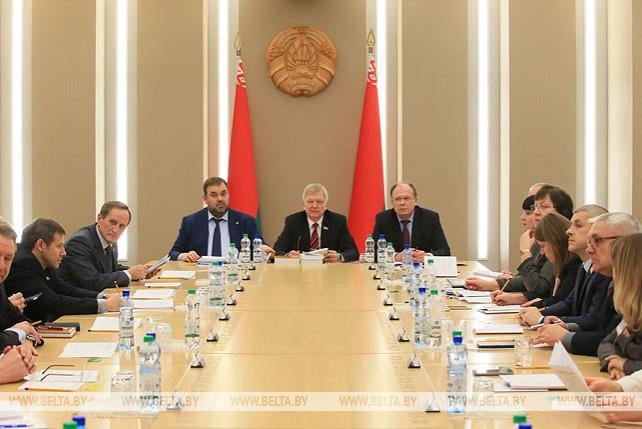 Беларусь намерена и далее продвигать инициативу запуска нового Хельсинкского процесса