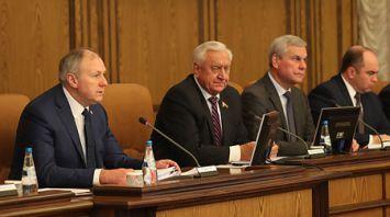 Итоги социально-экономического развития за прошедший год рассматриваются на заседании Совмина