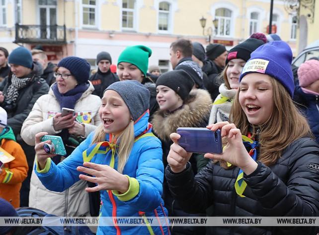 """Мероприятие к """"Единому дню безопасности"""" провели в Витебске"""
