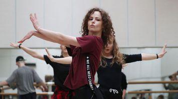 Кастинг танцоров для участия в церемонии открытия II Европейских игр проходит в Минске