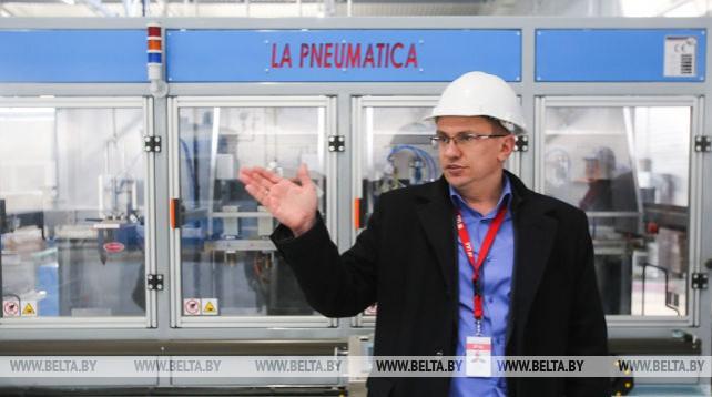 Первую партию продукции брестский аккумуляторный завод планирует выпустить в марте