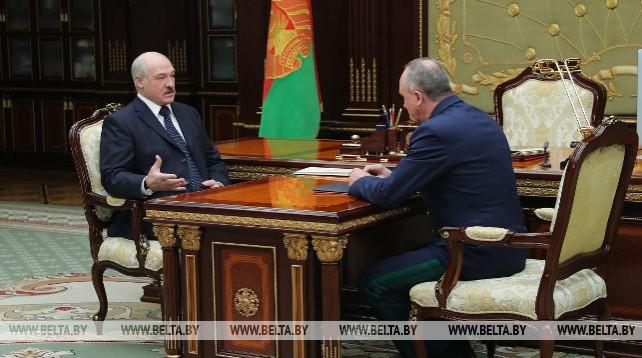 Лукашенко анонсировал совещание с силовым блоком страны