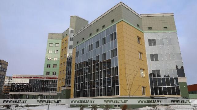 Новая поликлиника в Витебске готовится к приему пациентов