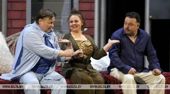 """Гомельский областной драмтеатр в марте пригласит зрителей на """"Французский ужин"""""""