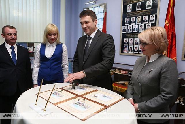 Музей почты открылся в Гродно