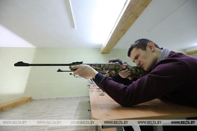 Центр допризывной подготовки Московского района Минска