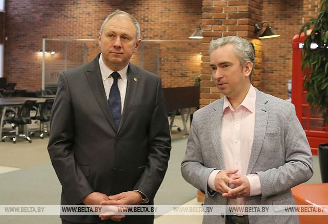 Рассматривается возможность широкого участия резидентов ПВТ в цифровизации экономики Беларуси
