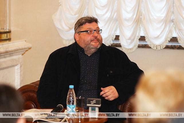 Творческая встреча Михаила Панджавидзе прошла в Большом театре