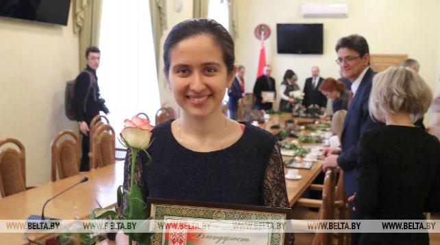 Сотрудники БЕЛТА награждены благодарностью министра сельского хозяйства и продовольствия