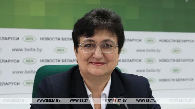 Брифинг о подготовке законопроектов по здравоохранению и семейной политике прошел в БЕЛТА