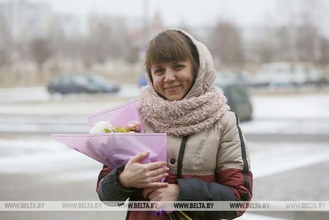 "Оксана Лоза - лауреат конкурса ""Женщина года"""