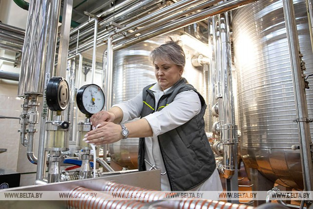 Минский завод игристых вин производит около 18 млн бутылок в год