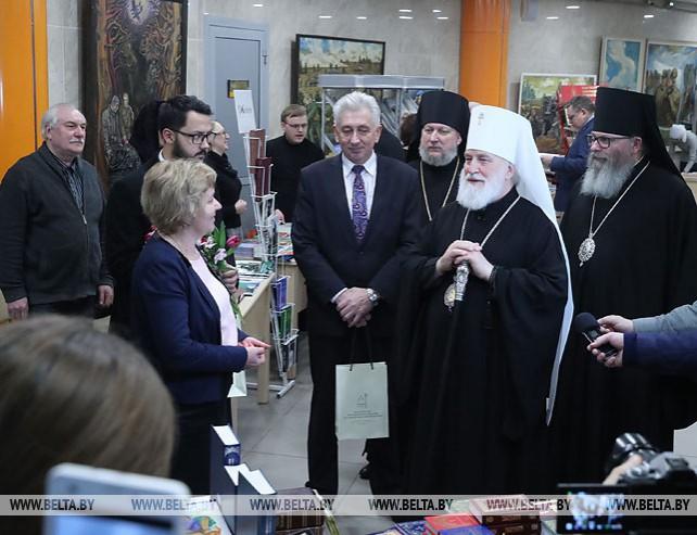 Митрополит Павел: православная книга призывает людей обратить внимание на свой внутренний мир