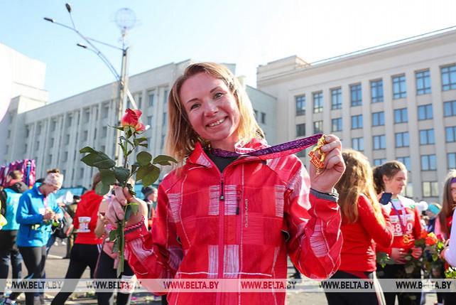 Женский забег Beauty Run прошел в Минске