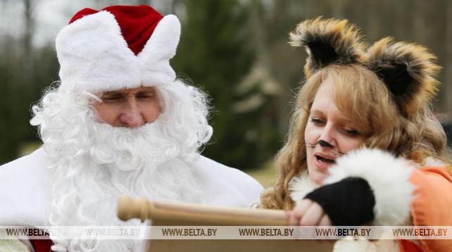 В Беловежской пуще подписан договор о создании Союза Морозов Беларуси