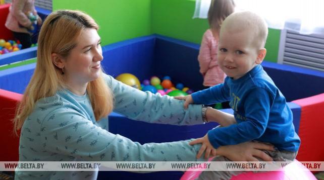 """Детский центр развития """"РостОК"""" работает в Чаусах"""