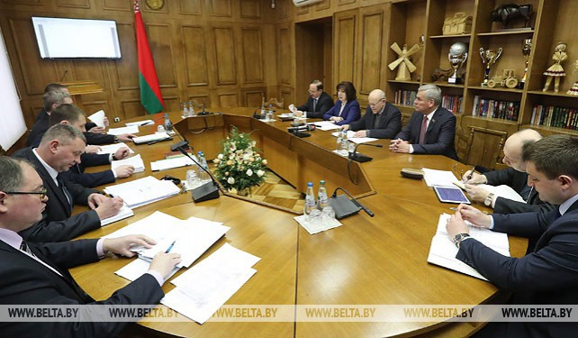 Вопросы развития Оршанского района рассмотрели на заседании рабочей группы