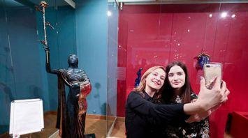 """Выставка """"Сальвадор Дали"""" открылась в Национальном художественном музее"""