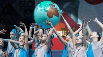 Международный танцевальный конкурс Global Weekend прошел в Минске