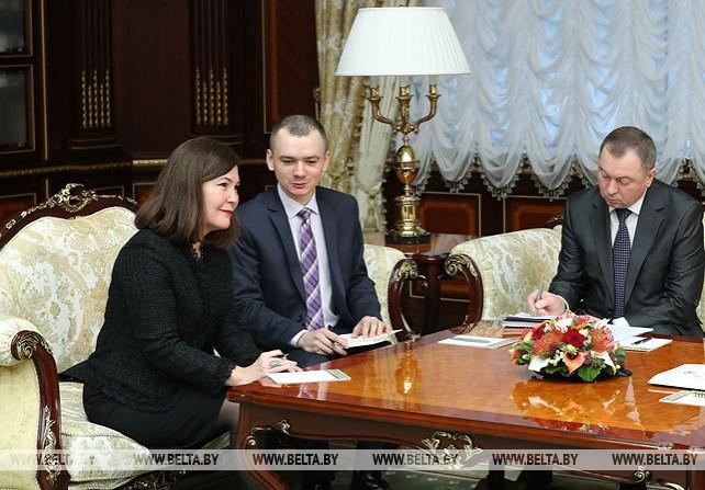 Лукашенко встретился с Чрезвычайным и Полномочным Послом Турции в Беларуси