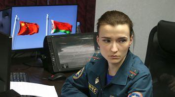 Белорусско-китайский исследовательский центр открыли в Университете гражданской защиты